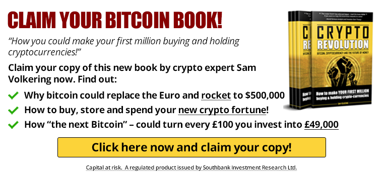 CLAIM YOUR BITCOIN BOOK NOW! Click here now and claim your copy.