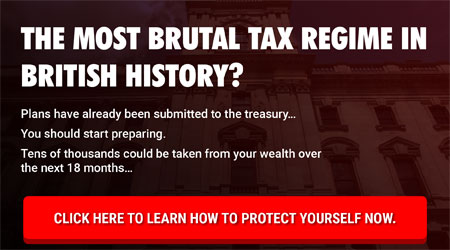 The Most Brutal Tax Regime in British History