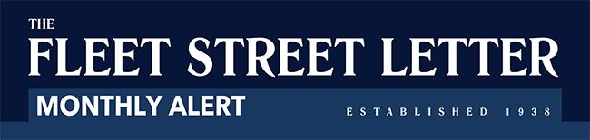 Fleet Street Letter logo