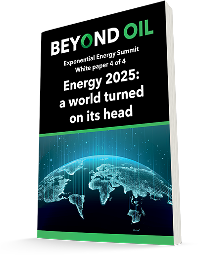 Energy 2025: A world turned on its head