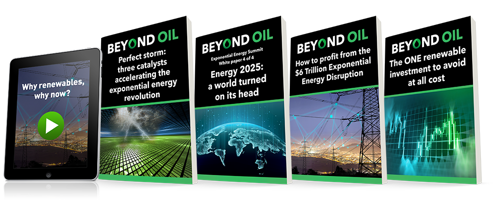 Beyond oil video and report bundle